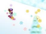 Gioca gratis a Snowboard Betty