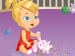 Gioca gratis a Pettina il bebé