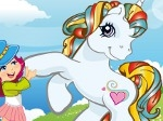 Gioco Decora Mio Mini Pony