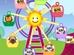 Gioca gratis a La ruota del Luna Park