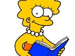 Gioca gratis a Colora Lisa Simpson