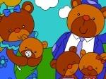 Gioco Una famiglia di orsi