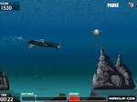 Gioca gratis a Comanda il sottomarino