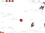Gioco Snowball Warrior