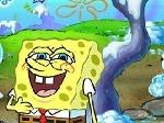 Gioca gratis a Spongebob sulla neve