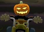 Gioca gratis a Pumpkin Head Rider 2