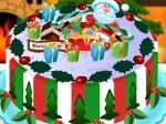 Gioca gratis a Torta di cioccolato di Natale