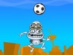 Gioca gratis a Crazy Frog Calcio