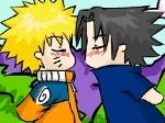 Gioca gratis a Baci a Naruto