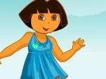 Gioca gratis a Dora da grande