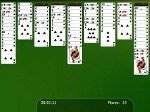 Gioco Golden Spider Solitaire