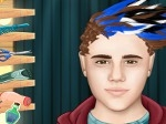 Gioca gratis a Pettinatura Justin Bieber