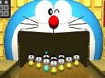 Gioca gratis a Doraemon Bowling Game