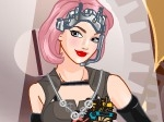 Gioca gratis a Vestire la ragazza punk