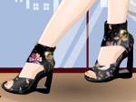 Gioca gratis a Fashion High Heel 2