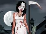 Gioca gratis a Vestire la ragazza zombi
