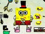 Gioca gratis a Vestire Spongebob