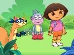 Gioca gratis a Dora e la volpe Swiper