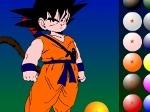 Gioca gratis a Colorare Goku