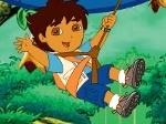 Gioca gratis a Diego nella foresta
