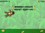 Gioco Monkey Keepy Ups