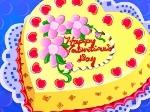 Gioco La torta di San Valentino