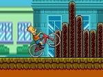Gioca gratis a Bart in bici