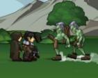 Gioca gratis a Gnome Mans Land