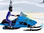 Gioca gratis a Moto neve