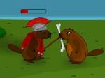 Gioca gratis a Battaglia di castori