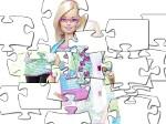 Gioca gratis a Il puzzle di Barbie
