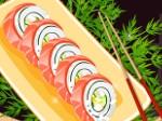 Gioca gratis a Scuola du Sushi: Philadelphia Roll
