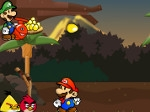 Gioca gratis a Mario vs Angry Birds
