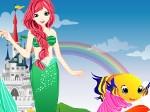Gioca gratis a La principessa Ariel