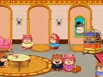 Gioca gratis a Hamster Hotel