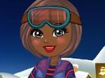 Gioca gratis a Dora sulla neve