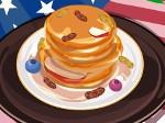 Gioca gratis a Pancakes americani