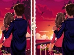 Gioca gratis a Trova le differenze: San Valentino