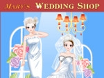 Gioca gratis a Mary's Wedding Shop