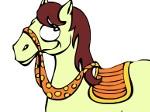 Gioca gratis a Cavalli da colorare