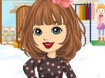 Gioca gratis a Dora alla moda