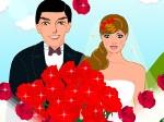 Gioca gratis a I vestiti degli sposi
