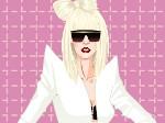 Gioca gratis a Vestire Lady Gaga