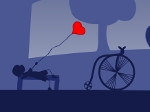 Gioco Bicicletta antica