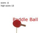 Gioco Paddle Ball