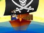 Gioca gratis a Pirati furiosi