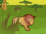 Gioca gratis a A caccia nella savana