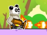 Gioca gratis a Panda Flame Thrower