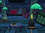 Gioca gratis a Scappare dalla Caverna Oscura