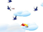 Gioca gratis a Pat the Parrot: Jump to new heights
